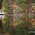 Green Mountain Lake by Bill Swindell