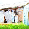 Green River Shack by Alice Gipson
