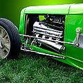 Green Rod by Chris Thomas
