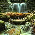 Green Spring Cascades by Adam Jewell