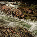 Green Stream by Dave Bosse