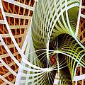Green Weave by Rafael Salazar