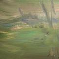 Green Wind by Tanya Byrd
