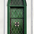 Green Window by Guy Whiteley