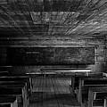 Greenbrier School Circa 1882 by David Lee Thompson