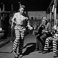 Greene Country Convict Camp In Georgia 1941 by Mountain Dreams