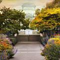 Greenhouse Garden by Jessica Jenney