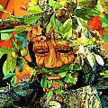 Greenman by Rodney Lee Williams
