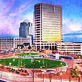 Greensboro Center City Park II by Dan Carmichael