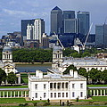 Greenwich View by Donald Turner