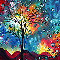 Greeting The Dawn By Madart by Megan Duncanson