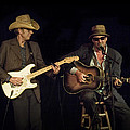 Greg Brown And Bo Ramsey In Concert by Randall Nyhof