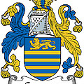 Gregory Coat Of Arms Irish by Heraldry