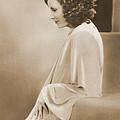 Greta Garbo by Photo Researchers