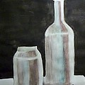 Grey Bottles by Jamie Frier