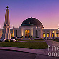 Griffith Observatory by Eddie Yerkish