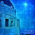 Griffith Park Observatory At Night by Jill Battaglia