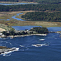 Griffiths Head At Reid State Park, Five by Dave Cleaveland