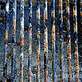 Grill Abstract by Ed Weidman