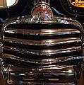 Grille 1947 Pontiac by John Schneider