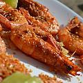 Grilled Crustacean by Stephanie Guinn