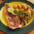 Grilled Fish by Pema Hou