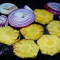 Grilled Veggies #1 Crop 2 by Ben Upham III