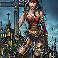 Grimm Fairy Tales Unleashed 01B Van Helsing by Zenescope Entertainment