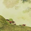 Grindelwald Dobie Inspired by Mary Ellen Mueller Legault