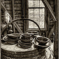 Grist Mill by Donnie Bagwell