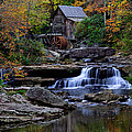 Grist Mill Falls by Lone Dakota Photography