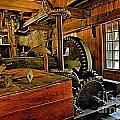 Grist Mill Gears by Adam Jewell