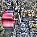 Grist Mill Sudbury by Adam Green