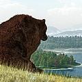 Grizzly Bear Lake by Daniel Eskridge