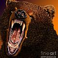 Grizzly by Jurek Zamoyski
