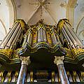 Groningen Pipe Organ by Jenny Setchell
