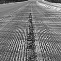 Grooved Road by Pekka Sammallahti