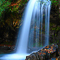 Grotto Falls by Nunweiler Photography