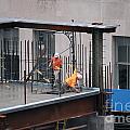 Ground Zero Construction by Steven Spak