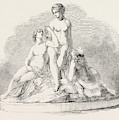 Group, In Marble by Baily, Edward Hodges (1788-1867), English