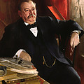 Grover Cleveland by Mountain Dreams
