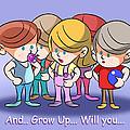 Grow Up by Ahmed Bayomi