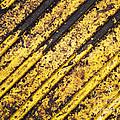 Grunge Dirty Yellow Texture by Konstantin Sutyagin