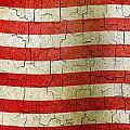 Grunge Liberia Flag by Steve Ball