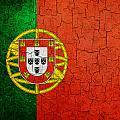 Grunge Portugal Flag by Steve Ball