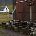 Grytviken, South Georgia by John Shaw