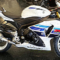 Gsxr1000 In Motion by Carl Deaville