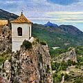 Guadalest by Dean Wittle