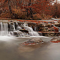 Guadalupe River Panorama by Paul Huchton