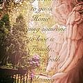 Guardian Angel Blessings by Georgina Mizzi